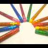 Kép 8/9 - GRAFIT School Art HB glitteres, radíros