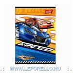 FÜZET A5 UNIPAP 1.oszt. 32lap Barbi, Tiger , Hot Wheels, (Hot Wheels, UN0994V1)