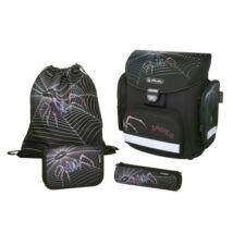 HÁTITÁSKA HERLITZ Midi Plus16 töltött/ táska+tollt+tzsák/Spring,Spider,Dimond