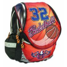 ISKOLATÁSKA ergonómikus UNIVER Basketball