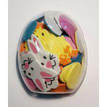 DEKORGUMI húsvéti figurák öntapadós