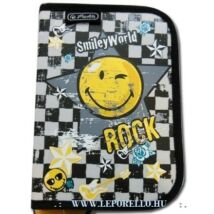 TOLLTARTÓ klapnis HERLITZ15 SMILEY World Rock üres**