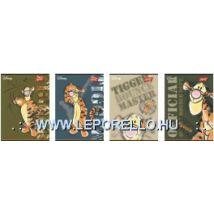 FÜZET A5 UNIPAP 2.oszt. 32lap  Barbi Fashion, Tiger, HotWheels