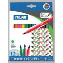 ROSTIRON 12 MILAN-610  2mm vonal vastagság 80158