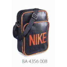 OLDALTÁSKA NIKE15 kicsi BA4356-008 sötétszürke**