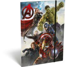 GUMIS DOSSZIÉ A4 LIZZY14-15  Disney Avengers**