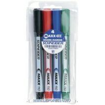 TÁBLAFILC/ FLIPCHART marker SCHNEIDER MAX110 fekete
