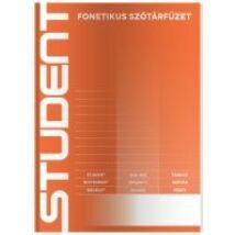FÜZET A5  ICO Student  szótár fonetikus 31-32