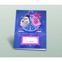 FÜZET A5 SB Angry Birds MOVIE vonalas 21-32