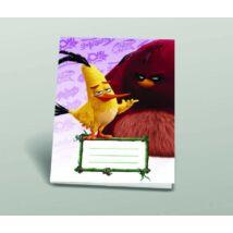 FÜZET A5 SB Angry Birds MOVIE hangjegy 36-16