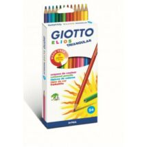 SZINESCERUZA 24 FILA Giotto Elios Triangular 275900