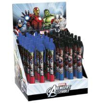 GTOLL ST nyomógombos Avengers minta