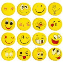 RADÍR figurás OFA Smiley 4db/cs