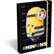 FÜZETBOX A4 LIZZY Minions