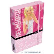 FÜZETBOX A4 LIZZY13 Miss Chick**