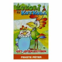 KÁRTYA  Két játék egyben    KVIZ (Kukori és Kotkoda)