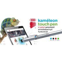 4 szinü GTOLL fém Kaméleon+touch pen 5in1