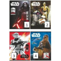 FÜZET A5 UNIPAP 3.oszt.16 32lap Frozen, Minion, Best (Star Wars Episode 7, UNSWE7532V3)