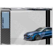 ASZTALI könyökalátét LIZZY FORD Mustang Blue