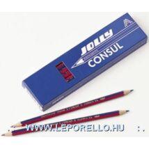 CERUZA piros-kék JOLLY-3460 vékony törésbiztos