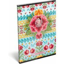 FÜZET A4 LIZZY vonalas Frida Kahlo (Cielo Azul, 20805601)