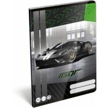 FÜZET A5 LIZZY sima 20-32 FORD20 (GT Green, 20754902)