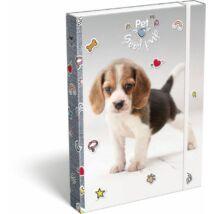 FÜZETBOX A4 LIZZY19 Pet (Good Pup, 19628414)