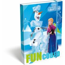 FÜZETBOX A5 LIZZY16 Frozen