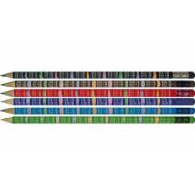 GRAFIT Scholl Art HB szorzótáblás radíros színes