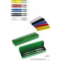 GTOLL szett MP QARK fém gtoll+ny. iron egyszszínü 6gyűrű színes dobozban