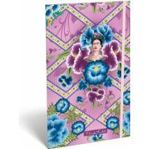 GUMIS DOSSZIÉ A4 LIZZY Frida Kahlo (Púrpura, 20806502)