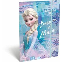 GUMIS DOSSZIÉ A4 LIZZY Frozen Magic