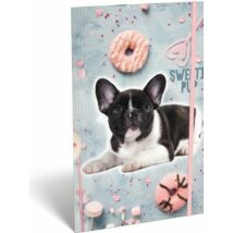 GUMIS DOSSZIÉ A4 LIZZY  Kis bagoly (Sweetie Pup, 20820245)