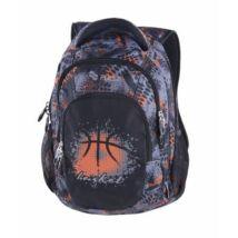 """Hátitáska PULSE """"Teens Basket"""" szürke-kék"""
