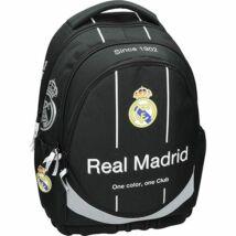Hátitáska Real Madrid ergonomikus fekete 530044