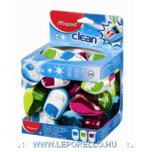 HEGYEZŐ tartályos MAPED 2-es Clean vegyes szín