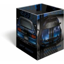 ÍRÓSZERTARTÓ négyzet alakú Lizzy FORD Mustang blue