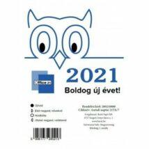 NAPTÁR asztali  21 Office-2021  TA/7
