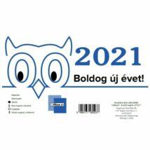 NAPTÁR asztali  23 Office-2021  TA/7