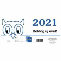 NAPTÁR asztali  24 Office-2021 TA/7