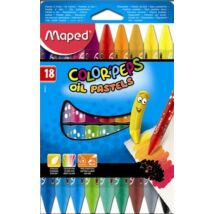 "OLAJPASZTELL 18 MAPED ""Color Peps"""