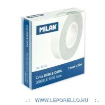 RAGSZALAG KÉTOLDALU MILAN  15mm