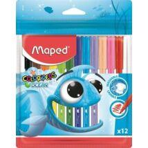 """ROSTIRON 12 MAPED """"Color'Peps Ocean""""  mosható"""