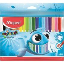 """ROSTIRON 18 MAPED """"Color'Peps Ocean""""  mosható"""