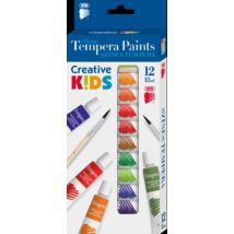 TEMPERA 12  ICO Creative Kids 12*12ml