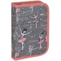 TOLLTARTÓ BUDMIL 2klapnis BOTHA 112066/10120066 (pink-szürke/S40 (balerina), 10120066-040193)