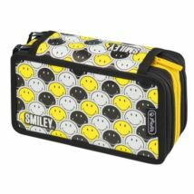 TOLLTARTÓ töltött HERLITZ 31rész 3 emeletes Smiley8 (Smiley B&Y Faces, 50015429)