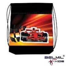 TORNAZSÁK BELMIL17  hálós 336-91  43*37cm, -Sport Car Racing-ITATZ760
