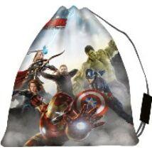TORNAZSÁK LIZZY  WD Avengers15/Captain Am.-15