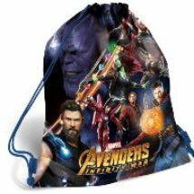 TORNAZSÁK LIZZY  WD Avengers